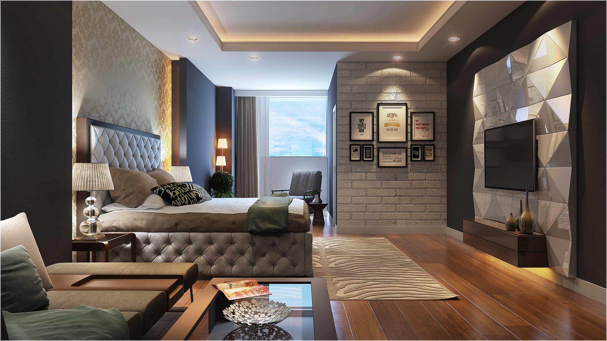 Дизайн квартиры 2016 фото