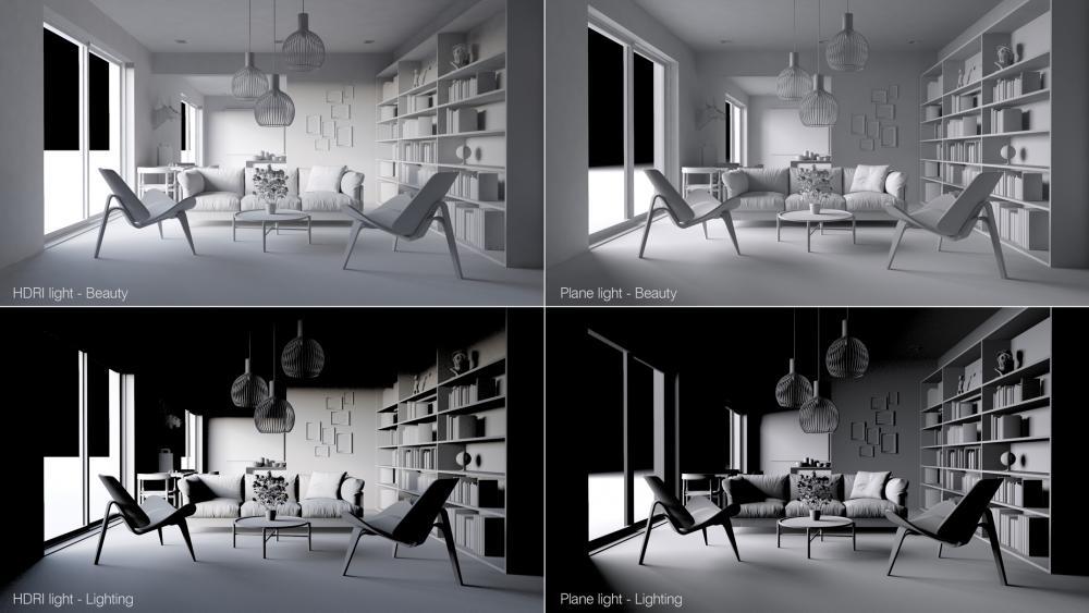 HDRI_vs_Plane_lighting.jpg