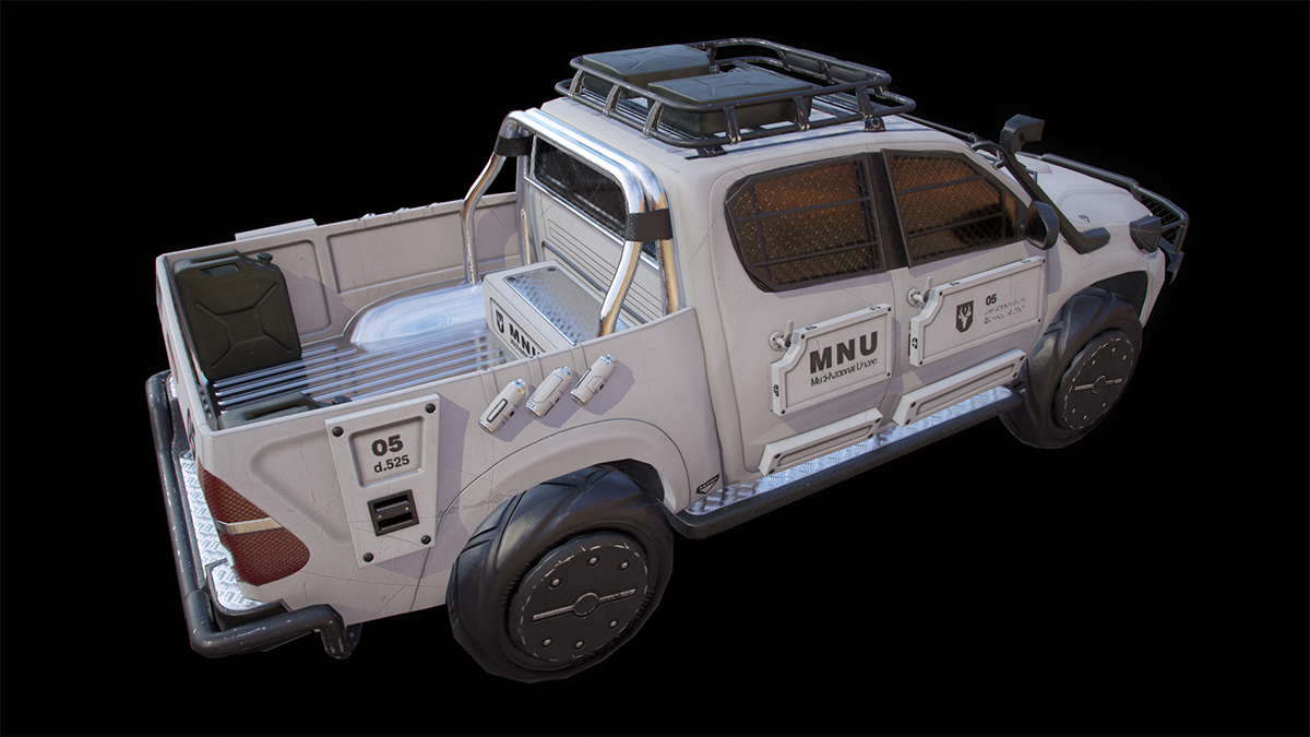Toyota Hilux low poly 02.png