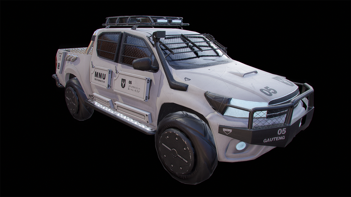 Toyota Hilux low poly 03.png