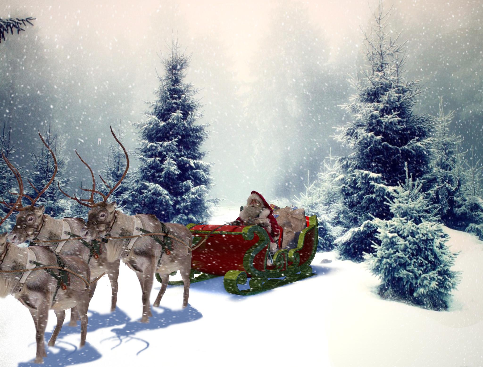 Una slitta per Babbo Natale.jpg