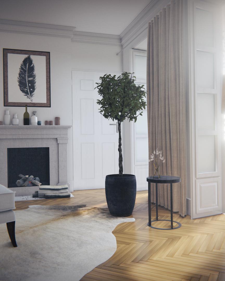 Interior Visualization con EEVEE