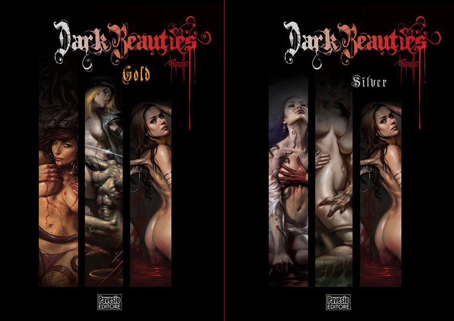 dark beauties cover