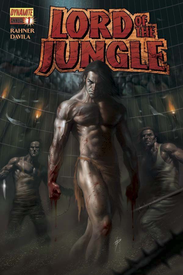 FULL Lord of Jungle COVER