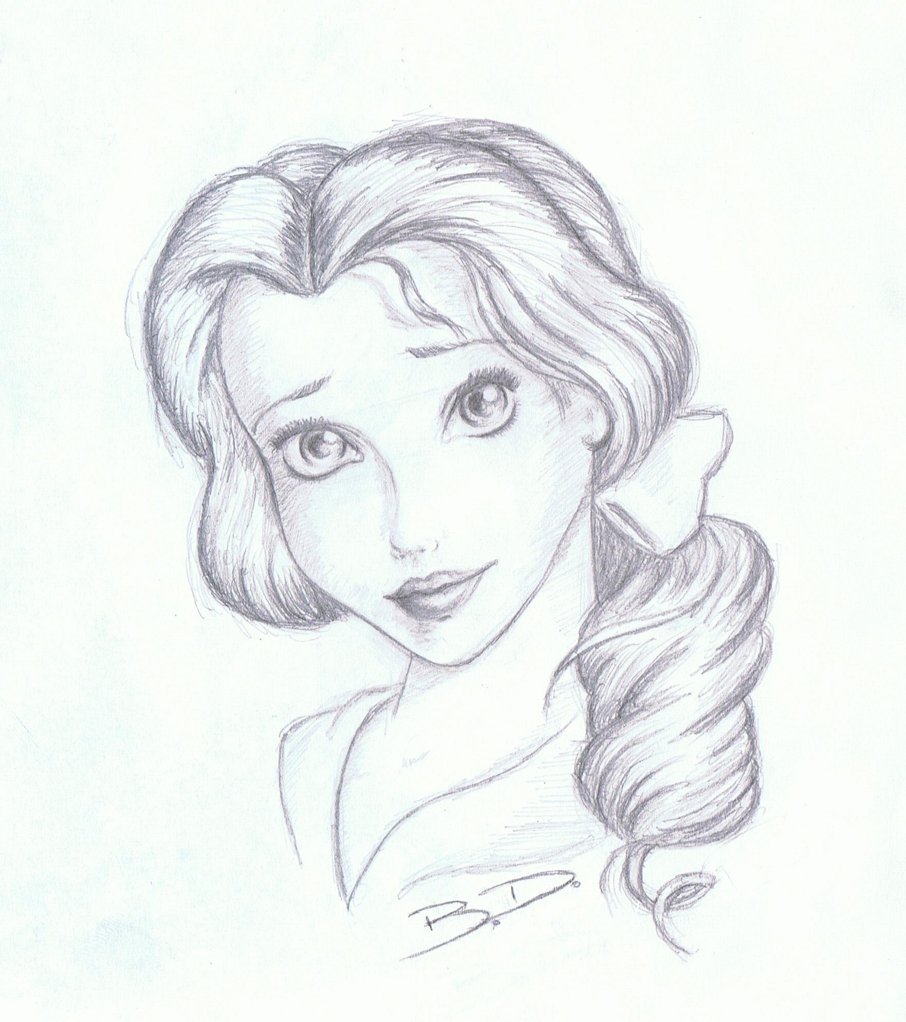 Belle susykde for Conigli facili da disegnare