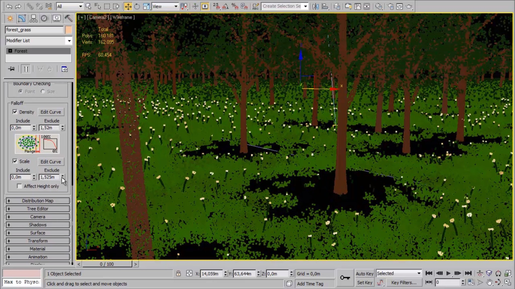 Forest Pack Pro 3 3 For 3DS Max - xsonartrendy