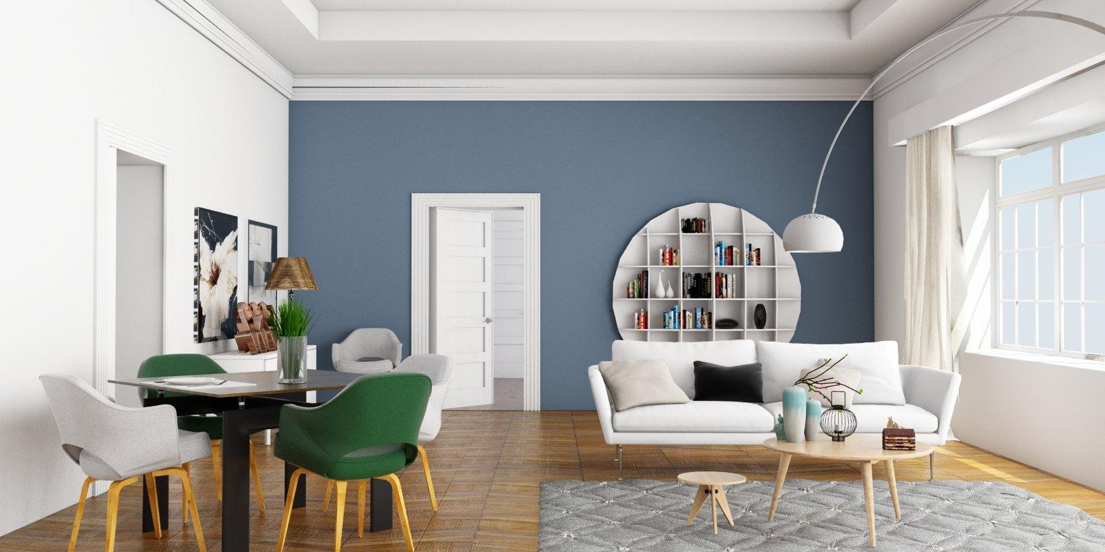 CasaF - [FINAL] Architettura e Interior Design - Treddi