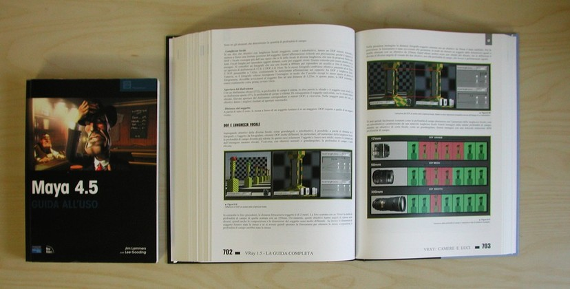 VRay - The complete guide book