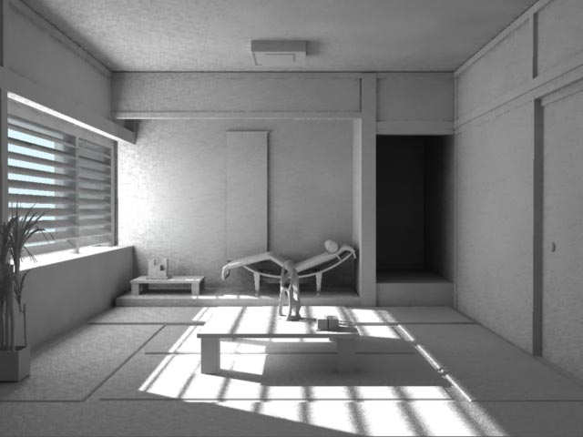 3ds max mental ray interior lighting tutorial pdf